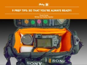 9 Prep Tips: So That You're Always Ready