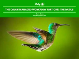 The Color-Managed Workflow Part 1: The Basics - Free Quick Guide