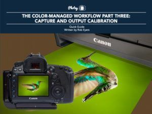 The Color-Managed Workflow Part 3: Capture and Output Calibration - Free Quick Guide