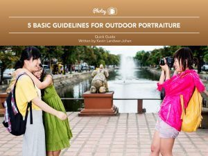 Outdoor Portraits - Free Quick Guide