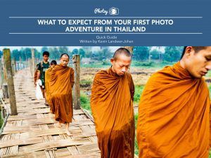 What to Expect From Your First Photo Adventure in Thailand - Free Quick Guide