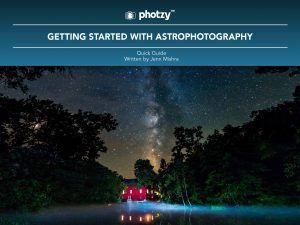 Getting Started with Astrophotography - Free Quick Guide