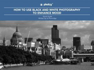 How to Use Black and White Photography to Enhance Mood - Free Quick Guide