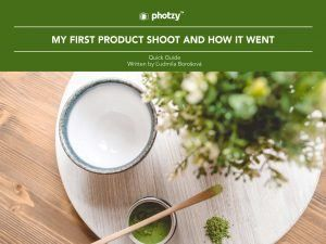 My First Product Shoot and How It Went - Free Quick Guide