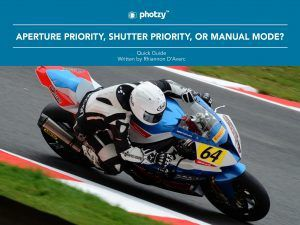 Aperture Priority, Shutter Priority, or Manual Mode? - Free Quick Guide