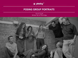 Posing Group Portraits - Free Quick Guide