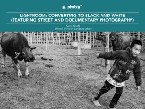 Lightroom: Converting to Black and White - Free Quick Guide