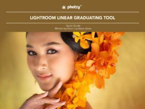 Lightroom Linear Graduating Tool - Free Quick Guide