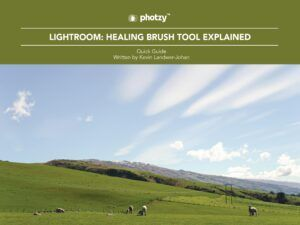 Lightroom: Healing Brush Tool Explained - Free Quick Guide