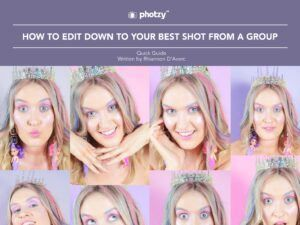 How to Edit Down Your Best Shot From a Group - Free Quick Guide