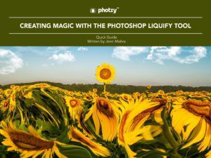 Creating Magic with the Photoshop Liquify Tool - Free Quick Guide