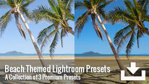 Beach Themed Adobe Lightroom Presets