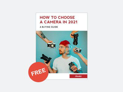 𝗙𝗥𝗘𝗘 𝗕𝗢𝗡𝗨𝗦: Complete camera buyers guide — Covers all of the major brands, types of cameras, video performance, size and ergonomics, accessories + lenses! ($15 Value)