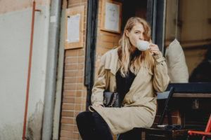 Cafés - a Great Environment for a Photoshoot