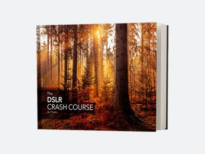 𝗧𝗵𝗲 𝗗𝗦𝗟𝗥 𝗖𝗿𝗮𝘀𝗵 𝗖𝗼𝘂𝗿𝘀𝗲 𝗦𝘁𝘂𝗱𝘆 𝗚𝘂𝗶𝗱𝗲: Learn the fundamentals of DSLR photography! 68 Step-by-Step Pages • 17 Case-Study Breakdowns • 15 Hands-on Assignments • 3 Printable Cheat Sheets • 1 Camera Buyers Guide ($70 Value)