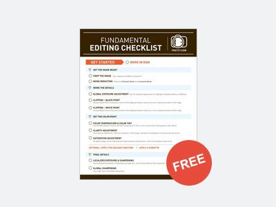 𝗙𝗥𝗘𝗘 𝗕𝗢𝗡𝗨𝗦: Printable Fundamental Edits Checklist.  Keep it near your computer. It's a wonderful tool that will help you until you get the steps down and imprinted into your memory ($10 Value)