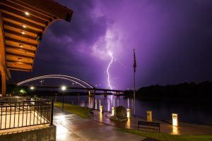How to Safely and Creatively Photograph Lightning
