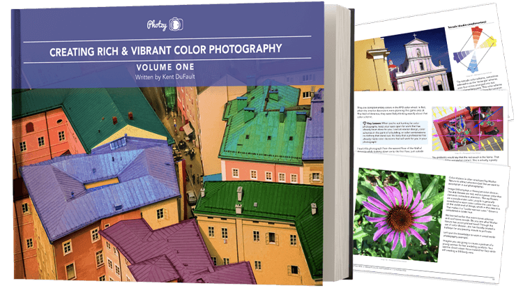 Creating Rich Vibrant Color Photography Volume One 71 Off Special Photzy