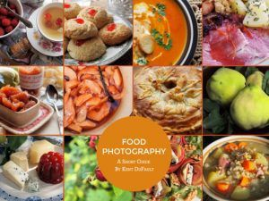 Short Guide to Food Photography
