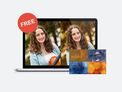𝗙𝗥𝗘𝗘 𝗕𝗢𝗡𝗨𝗦: 4 royalty-free textures with 4 companion video tutorials ($50 Value)