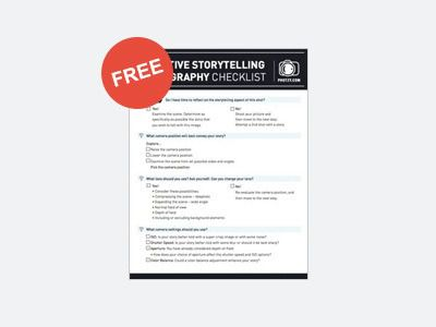 𝗕𝗢𝗡𝗨𝗦: Printable Storytelling Checklist. A handy checklist for remembering all of the key elements of storytelling with your photography. ($10 Value 𝗙𝗥𝗘𝗘 𝗧𝗢𝗗𝗔𝗬!)